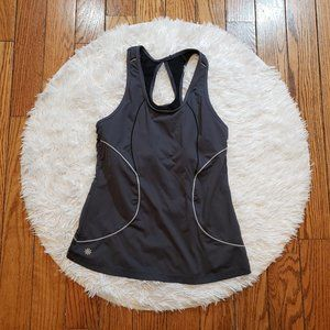 Athleta Women's Gray Energy Tank